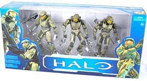 Halo Anniversary 3-Pack - Master Chief Evolution