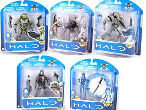Halo Anniversary - Series 1 Set of 5