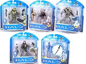 Halo Anniversary - Series 1 Set of 5