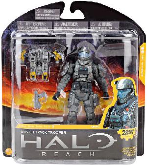 Halo Reach Series 3 - ODST Jetpack Trooper