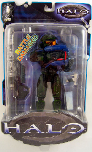 Limited Edition: Battle Damaged Green Master Chief