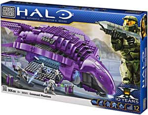 Mega Bloks Halo Wars - Covenant Phantom - 96941