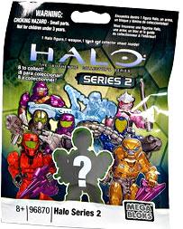 Mega Bloks Halo Minifigure Series 2 96872 - RANDOM