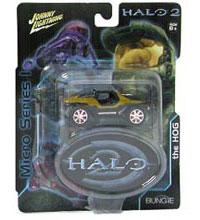 Halo 2 Warthog Die Cast: Hog I