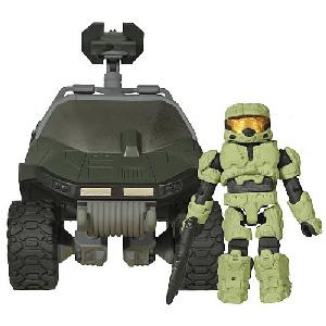 Halo Minimates - Warthog