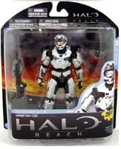 Halo Reach - Spartan CQC Male White
