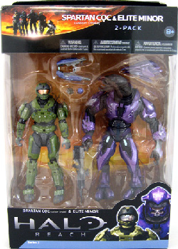 Halo Reach 2-Pack: INVASION SLAYER