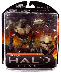Halo Reach - Grunt