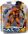 Halo 3 Series 8 - Elite Combat Orange Exclusive