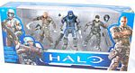 Halo Anniversary 3-Pack - Fearless Leaders [Buck, Forge, Carter]