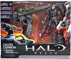 Halo Reach Warthog Gauss Cannon with Spartan Operator
