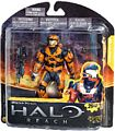 Halo Reach Series 3 - TRU Exclusive Spartan JFO Orange