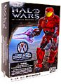 Mega Bloks Halo Wars - UNSC Spartan II [Red]