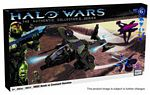 Mega Bloks Halo Wars - USNC Hawk vs Covenant Banshee [Battlefield Aerial Ambush]