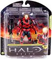 Halo Reach Series 4 - Exclusive TEAM RED Spartan EVA - Male