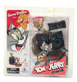 Hanna-Barbera Tom and Jerry: Rock-N-Roll