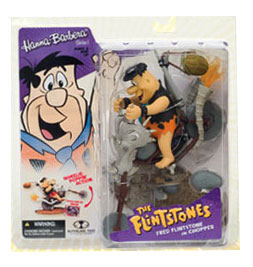 Hanna Barbera - Fred Flintstone Chopper