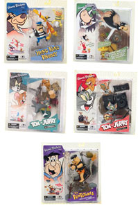 Hanna Barbera Series 1 Set of 5