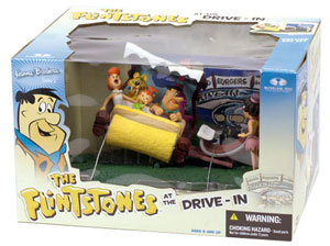 The Flinstone Drive In Box Set