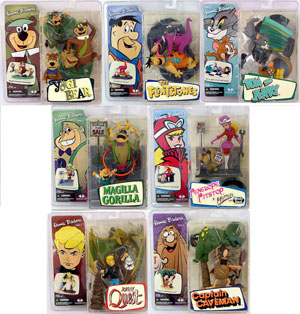 Mcfarlane Hanna Barbera Series 2 Set of 7