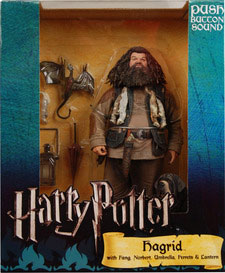 Order of the Phoenix - Hagrid Box Set