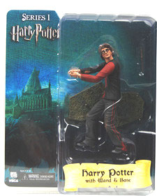 Harry Potter Series 1 - with Wand and Base