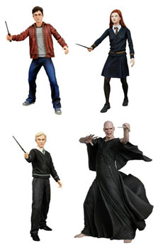 Half Blood Prince - 3-Inch Series 1 Set of 4
