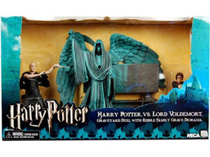HARRY POTTER vs VOLDEMORT BOX SET