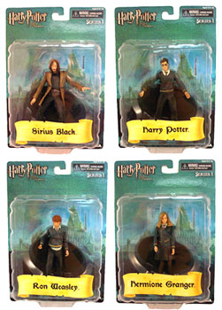 Harry Potter 3-Inch - Order of The Phoenix Set of 4