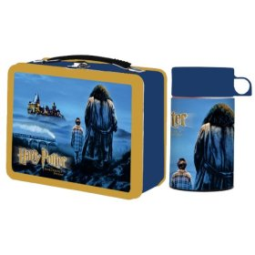Harry Potter Lunchbox - Sorcerer Stone