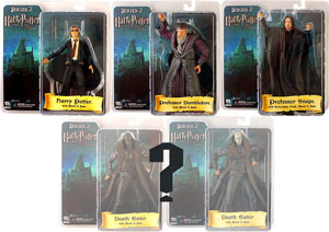 Harry Potter OOP Series 2 Set of 4 - RANDOM DEATH EATER