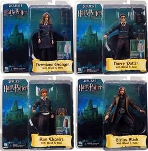 Harry Potter - Order of the Phoenix Series 1 Set of 4