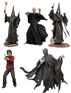 Harry Potter Series 1 Set of 4 - RANDOM Death Eater