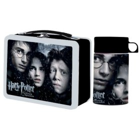 Harry Potter Lunchbox - Prisoner of Azkaban