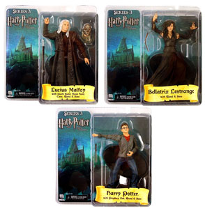 Harry Potter Order Of The Phoenix Series 3 Set of 3
