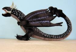 Hungarian Horntail PLUSH