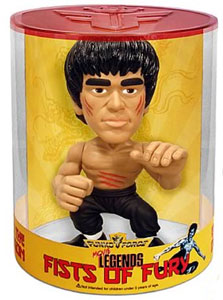 Fists Of Fury - Bruce Lee Bobble Head