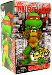 TMNT - Head Knockers Michelangelo