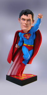 DC Classic Head Knocker - Superman Series 2