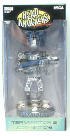 Terminator 2 Endoskeleton - NON MINT PACKAGE