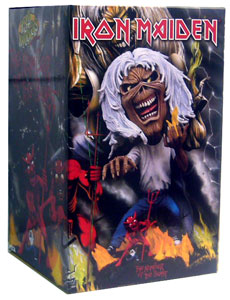 Iron Maiden Head Knocker - The Number of the Beast