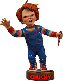 Child Play Chucky Head Knocker