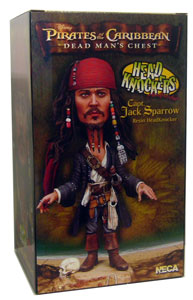 Jack Sparrow Dead Man Chest - Head Knocker