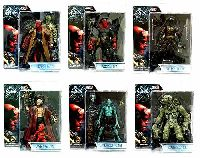 Hellboy Series 1 Set