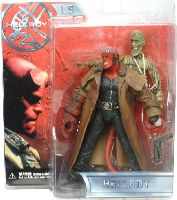 Hellboy Series 1.5 - Hellboy with corpse