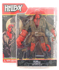 Rocket Hellboy Comic Figure