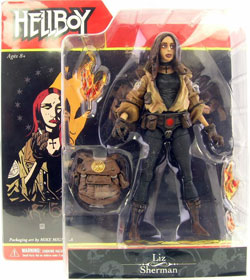 Liz Sherman Comic Figure