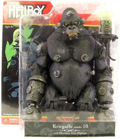 Mecha Ape Kriegaffe #10 Comic Figure