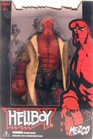 18-Inch Hellboy Comic Figure