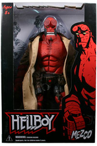 18-Inch Hellboy Comic Figure Angry